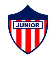 Логотип футбольный клуб Жуниор