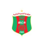 Логотип футбольный клуб МК Алжир