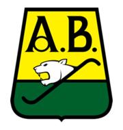Логотип футбольный клуб Атлетико Букараманга
