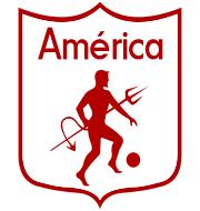 Логотип футбольный клуб Америка (Кали)