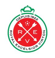 Логотип футбольный клуб Эксельсиор Виртон