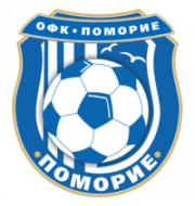 Логотип футбольный клуб Поморье