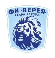 Логотип футбольный клуб Верея (Стара Загора)