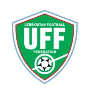 Логотип футбольный клуб Узбекистан (до 20)