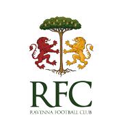 Логотип футбольный клуб Равенна