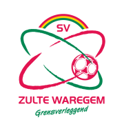 Логотип футбольный клуб Зюлте-Варегем