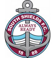Логотип футбольный клуб Саут Шилдс (Саут-Шилдс)