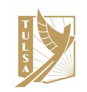 Логотип футбольный клуб Талса