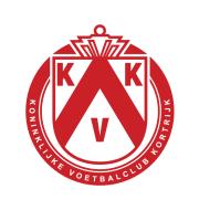 Логотип футбольный клуб Кортрейк