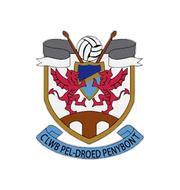Логотип футбольный клуб Пенибонт (Бридгенд)