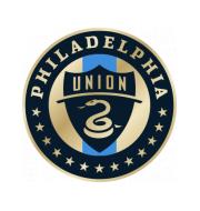 Логотип футбольный клуб Филадельфия Юнион