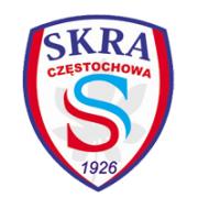 Логотип футбольный клуб Скра (Честохова)