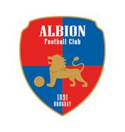 Логотип футбольный клуб Альбион (Монтевидео)