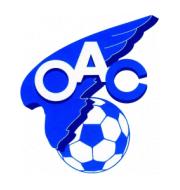 Логотип футбольный клуб Олимпик д'Алес
