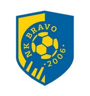 Логотип футбольный клуб Браво (Любляна)