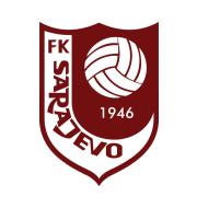 Логотип футбольный клуб Сараево