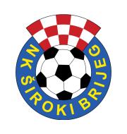 Логотип футбольный клуб Широки Бриег