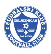 Логотип футбольный клуб Железничар (до 19)