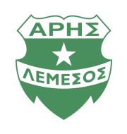 Логотип футбольный клуб Арис (Лимассол)