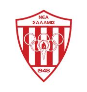 Логотип футбольный клуб Неа Саламина (Ларнака)