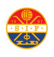 Логотип футбольный клуб Стремсгодсет (Драммен)