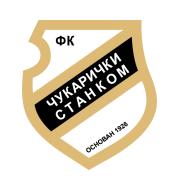 Логотип футбольный клуб Чукарички Станком (Белград)