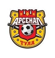Логотип футбольный клуб Арсенал (мол) (Тула)
