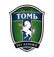 Логотип футбольный клуб Томь-2 (Томск)
