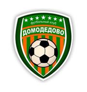Логотип футбольный клуб Домодедово (Москва)
