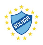 Логотип футбольный клуб Боливар (Ла-Пас)
