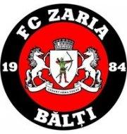 Логотип футбольный клуб Заря (Бельцы)