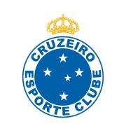 Логотип футбольный клуб Крузейро (Белу-Оризонти)