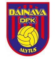 Логотип футбольный клуб Дайнава (Алитус)
