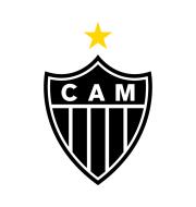 Логотип футбольный клуб Атлетико Минейро (Белу-Оризонти)