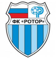 Логотип футбольный клуб Ротор (Волгоград)