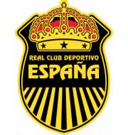Логотип футбольный клуб Реал Эспанья (Сан-Педро-Сула)