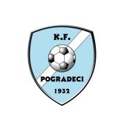 Логотип футбольный клуб Поградеси