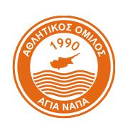 Логотип футбольный клуб Айя-Напа