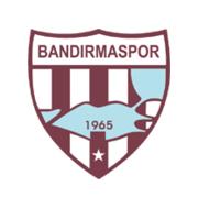 Логотип футбольный клуб Бандырмаспор
