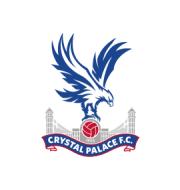 Логотип футбольный клуб Кристал Пэлас (Лондон)