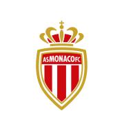 Логотип футбольный клуб Монако (до 19)