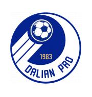 Логотип футбольный клуб Далянь Про