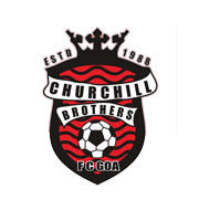 Логотип футбольный клуб Черчилль Бразерс (Маргао)