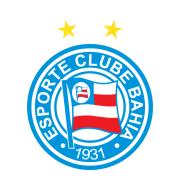 Логотип футбольный клуб Баия (Салвадор)