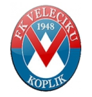 Логотип футбольный клуб Велечику Коплик