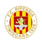 Логотип футбольный клуб Рипенсиа (Тимишоара)