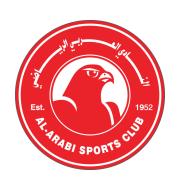 Логотип футбольный клуб Аль-Араби (Доха)