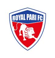 Логотип футбольный клуб Роял Пари (Санта-Крус-де-ла-Сьерра)