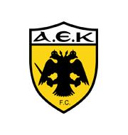 Логотип футбольный клуб АЕК (до 19) (Афины)