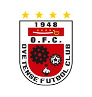 Логотип футбольный клуб Оветенсе (Коронель-Овьедо)